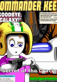 Commander Keen 4: Secret of the Oracle – фото обложки игры