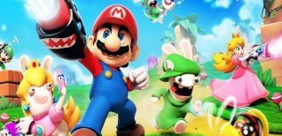 Mario+Rabbids: Kingdom Battle. Релизный трейлер