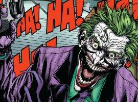 Разработчики MK11 показали Джокера. Унего новый дизайн