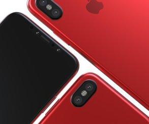 Красный iPhone 8 показался навидео. Фейк или нет?!