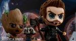 Фигурки пофильму «Мстители: Война Бесконечности»: Танос, Тор, Железный человек идругие герои. - Изображение 316