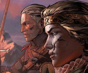 В релизном трейлере Thronebreaker: The Witcher Tales Геральт спасает королеву Ривии и Ливии