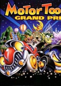 Motor Toon Grand Prix – фото обложки игры