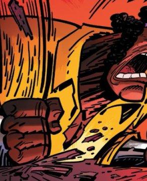 Крутые комиксы про чернокожих супергероев