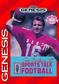 Joe Montana Football II: Sports Talk Football