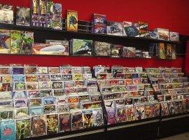 Сеть кинотеатров «Каро» откроет несколько магазинов комиксов