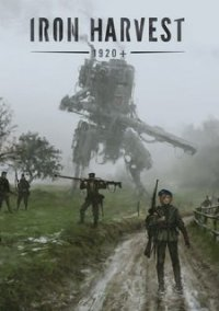 Iron Harvest – фото обложки игры