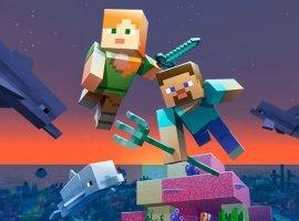 Теперь в Minecraft можно бегать по стенам, как в Prince of Persia. А все благодаря медовым блокам!
