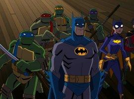 Бэтмен встретится с Черепашками-ниндзя в новом анимационном кроссовере