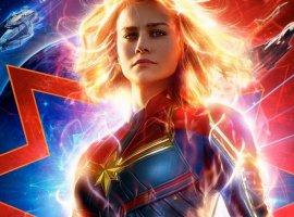 Аналитики: «Капитан Марвел» способна настарте обогнать посборам «Чудо-женщину»