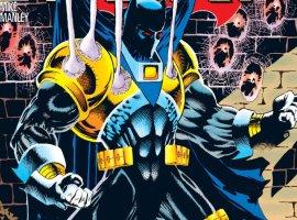 Галерея костюмов Темного Рыцаря— как сгодами менялся образ Бэтмена?