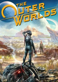 The Outer Worlds – фото обложки игры