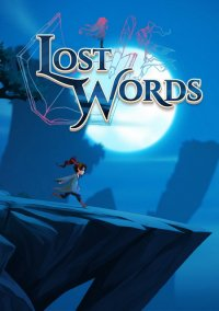 Lost Words: Beyond the Page – фото обложки игры