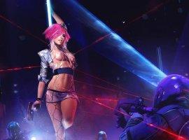 Почему вCyberpunk 2077 будет много агрессивной сексуальности. Объясняет дизайнер игры