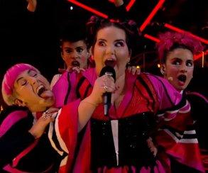 Узнайте, кто победил в конкурсе «Евровидение 2018». Таким выступлением нужно проникнуться!