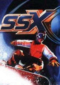 SSX – фото обложки игры