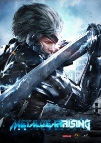 Metal Gear Rising: Revengeance – фото обложки игры