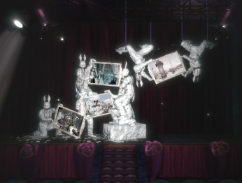 Burial at Sea: It… is… accomplished!