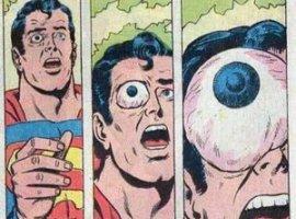 15 самых странных трансформаций Супермена