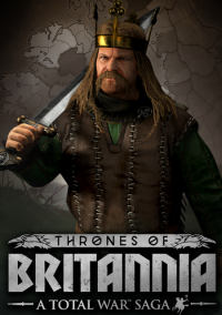 Total War Saga: Thrones of Britannia – фото обложки игры