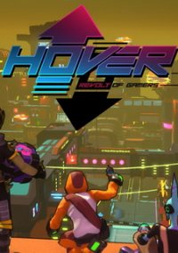 Hover: Revolt Of Gamers – фото обложки игры