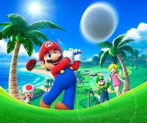 Mario Golf для 3DS дебютировала в японском чарте на втором месте