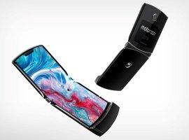 Гибкий смартфон Motorola RAZR разорвали навыставочном стенде