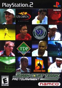 Smash Court Tennis Pro Tournament – фото обложки игры