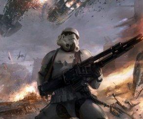 Слух: геймплей Star Wars Battlefront покажут в апреле