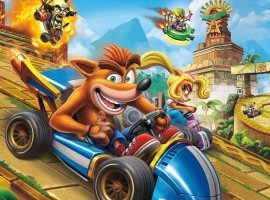 Рецензия на Crash Team Racing: Nitro-Fueled