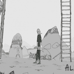 Скриншот The guilt and the shadow – Изображение 2