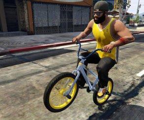Гифка дня: как преодолеть гравитацию вGrand Theft Auto5