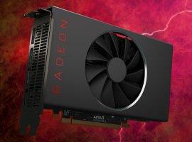 AMD представила бюджетную видеокарту Radeon RX5500