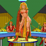 Скриншот Leather Goddesses of Phobos 2: Gas Pump Girls Meet the Pulsating Inconvenience from Planet X – Изображение 8