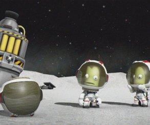 Kerbal Space Program высадится на астероиде перед НАСА