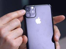 Слух: iPhone 11Pro— название одного избудущих флагманов Apple