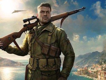 Серия игр Sniper Elite