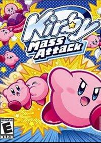 Kirby Mass Attack – фото обложки игры