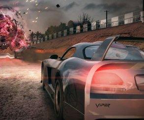 Всеть попал геймплей отмененной Blur2