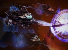 ВStar Conflict появился совершенно новый класс кораблей