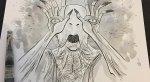 Инктябрь: что ипочему рисуют художники комиксов вэтом флешмобе?. - Изображение 85
