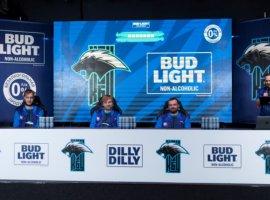 BUD Light Non Alcoholic пришел вРоссию истал официальным спонсором команды КБУ поDota2