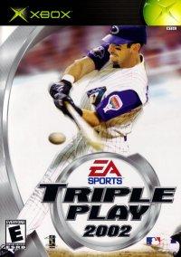 Triple Play 2002 – фото обложки игры