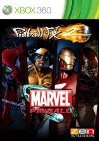 Pinball FX 2: Marvel Pinball – фото обложки игры