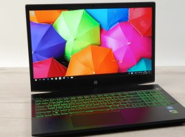 Бюджетный игровой ноутбук HPPavilion Gaming Laptop получил чипы AMD ивидеокарты Nvidia