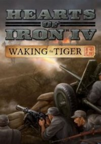 Hearts of Iron IV: Waking the Tiger – фото обложки игры