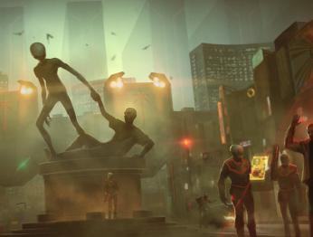 Игры про инопланетян