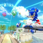 Скриншот Sonic Free Riders – Изображение 25