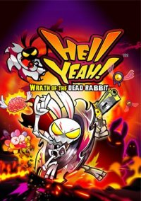 Hell Yeah! Wrath of the Dead Rabbit – фото обложки игры