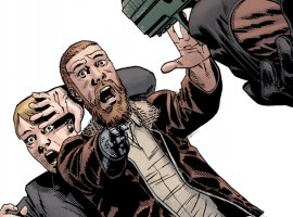 Кто изважных героев «Ходячих мертвецов» погиб вновом выпуске комикса?